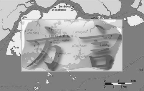 singaporedialect map