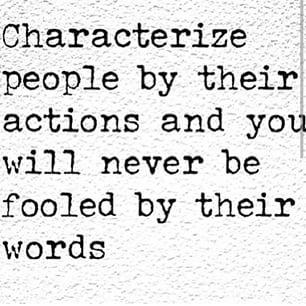 4 CHARACTERIZE PEOPLE